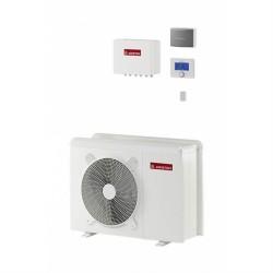 Ariston NIMBUS POCKET 90 M NET Pompa di calore inverter monoblocco aria/acqua per RISCALDAMENTO/RAFFRESCAMENTO 3301362