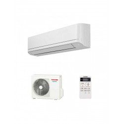 Climatizzatore Condizionatore Toshiba Inverter serie SEIYA 10000 Btu RAS-B10J2KVG-E R-32 Wi-Fi Optional