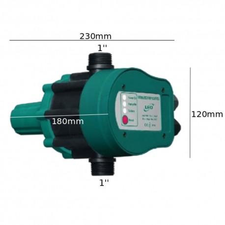 LEO Regolatore Elettrico per Elettropompe 1,5BAR