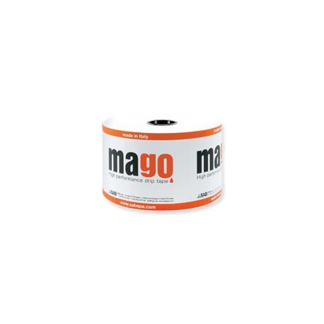 MANICHETTA D.16 FORO OGNI 30CM ROTOLO DA 2200MT. 1,5 L/H 0,7 BAR