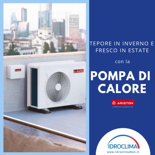 Ariston pompa di calore - IdroClima