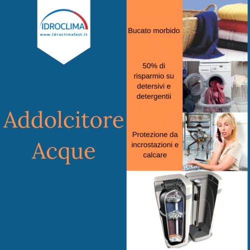Addolcitore Acqua - IdroClima