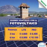 Fotovoltaico - IdroClima - Ardore
